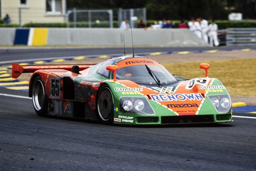 Mazda celebra il 30° anniversario della vittoria di Le Mans.
