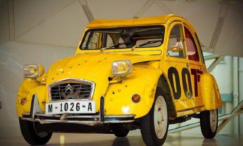 Citroën, serie speciale 2CV 007 celebra i suoi primi 40 anni.