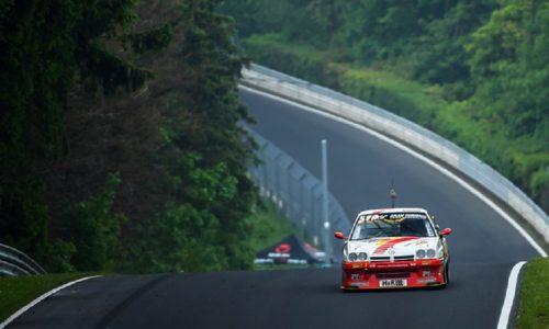 Opel Manta, ritorno di un'icona alle 24 del Nürburgring 2021.