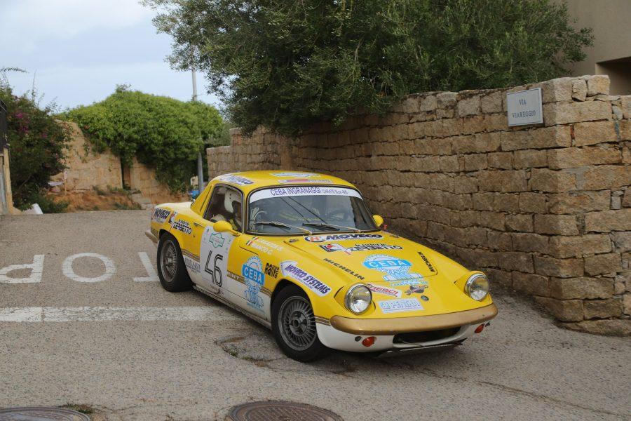 Iscrizioni aperte al 4° Rally Storico Costa Smeralda.