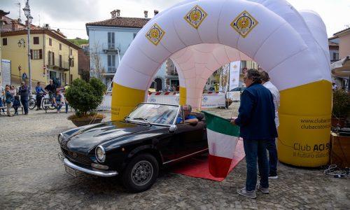 Ruote nella Storia il 5 settembre a Limone Piemonte.