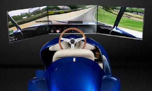 Simulatore auto d'epoca Leggenda, asta record a 175mila euro.