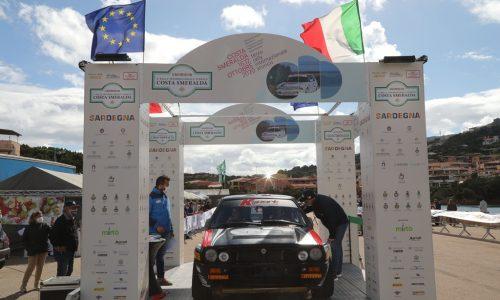 4° Rally Storico Costa Smeralda: pronto il nuovo percorso.