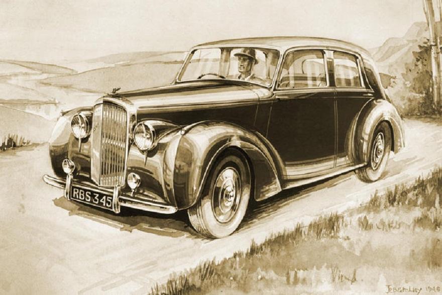 Bentley: 70 candeline per il reparto design.