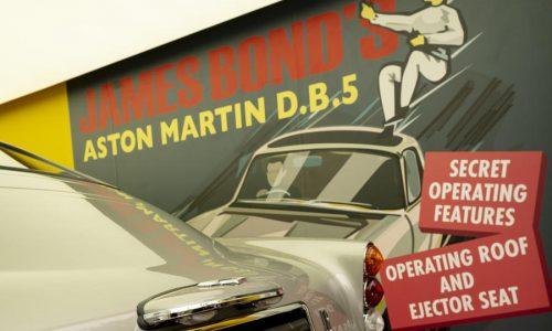 Aston Martin, ritorno nei cinema con 007 – No Time to Die.