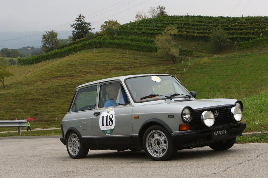 La regolarità Turistica de La Marca Classica arride al Fava Autostoriche.