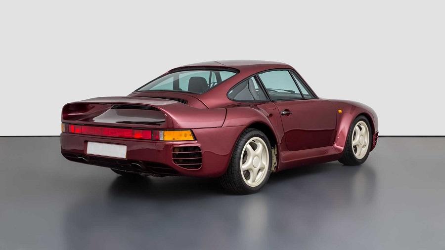 Porsche 959, nuovo proprietario cercasi per raro prototipo.