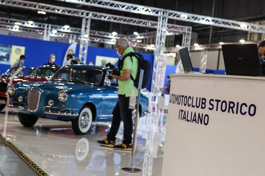 Un convegno sul motorismo storico per ASI a Milano AutoClassica 2021.