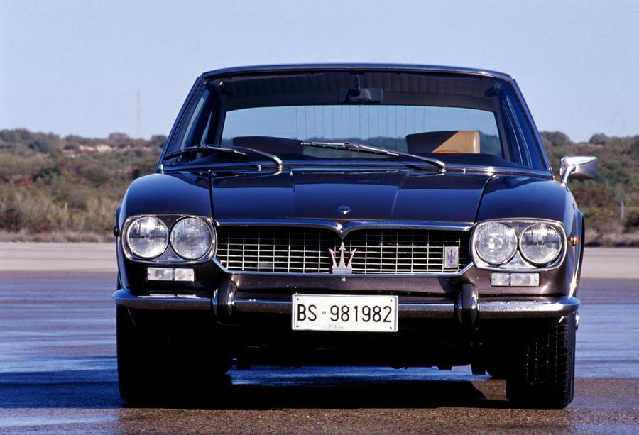 Maserati Mexico, i suoi primi cinquantacinque anni.