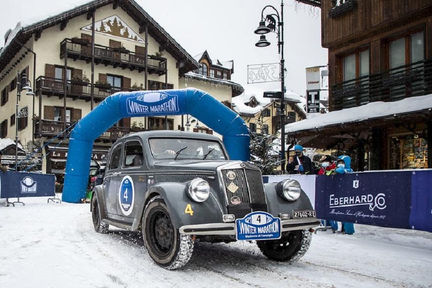 Apertura iscrizioni per la Winter Marathon 2022!