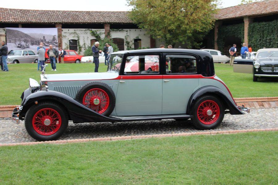 A Meano il IV Concorso di Eleganza per auto d'epoca e il progetto Scuola di restauro auto storiche.