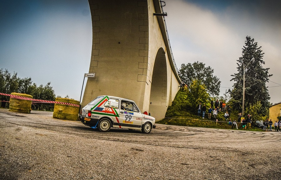 Circa 150 iscritti al Rallylegend 2021.