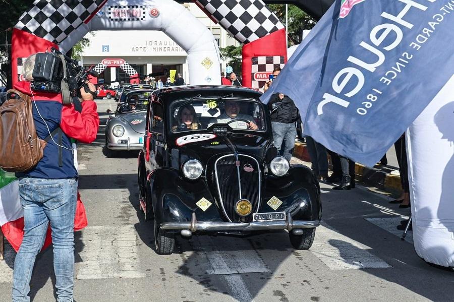 Si chiude una meravigliosa Targa Florio Classica 2021.