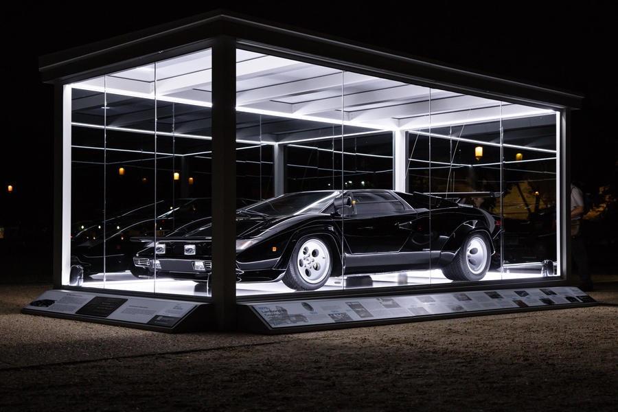 Lamborghini Countach, è tra 30 auto più importanti in Usa.